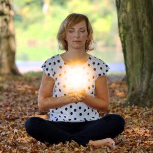 terapija dotik svetlobe